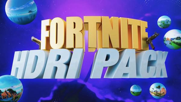 Fortnite HDRI Pack