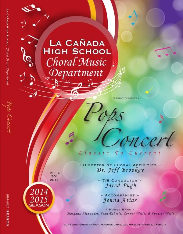 April 30, 2015 Pops Concert
