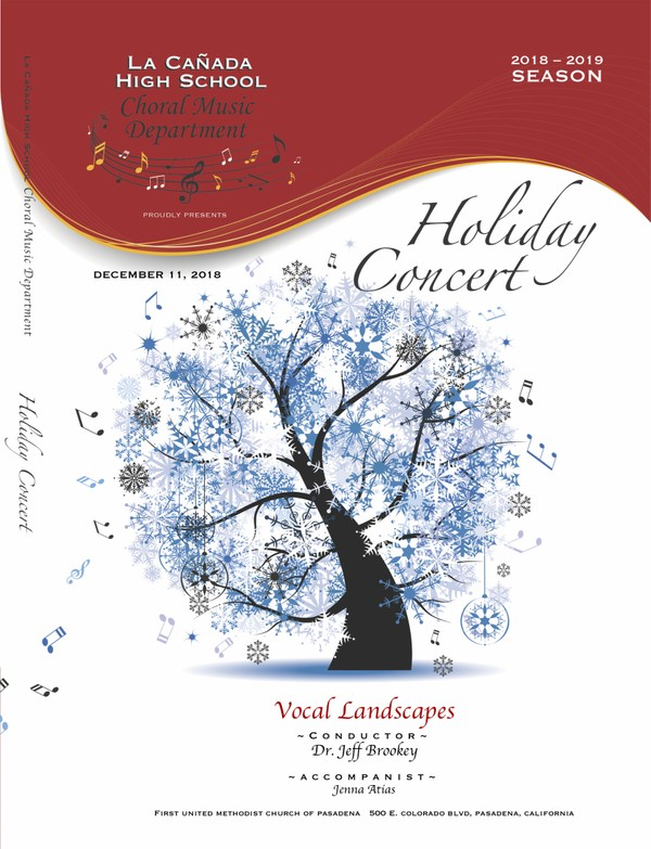 December 11, 2018 Holiday Concert