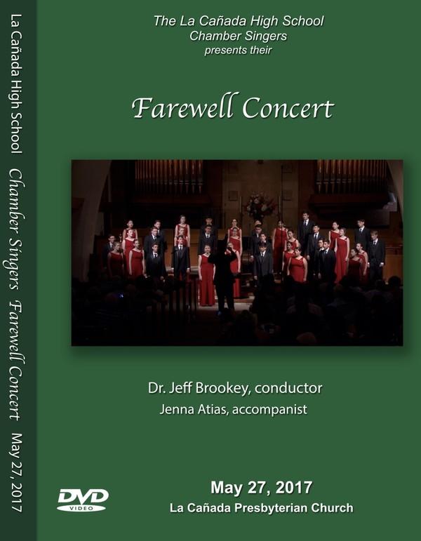 May 27, 2017 Chamber Farewell