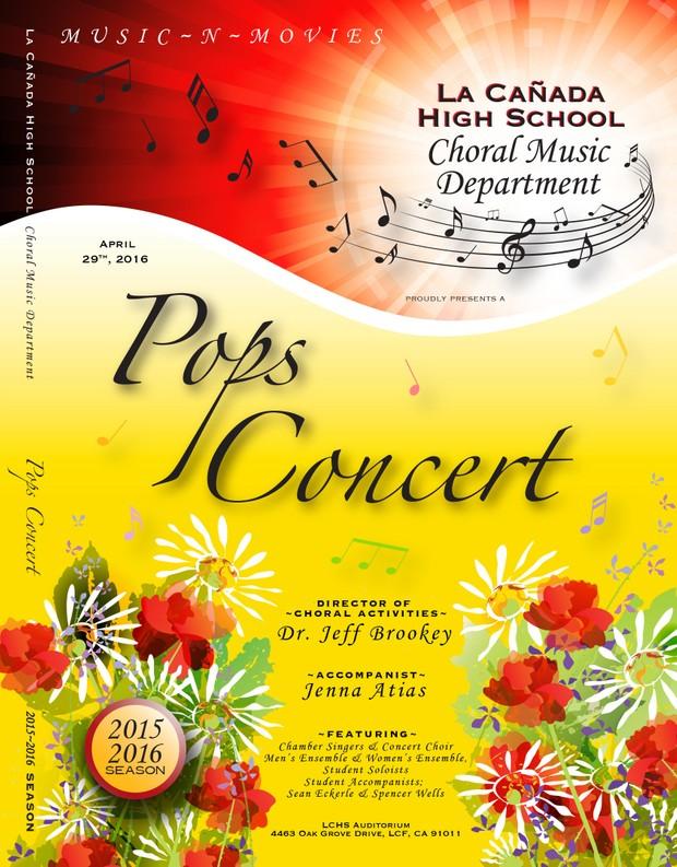 April 29, 2016 Pops Concert