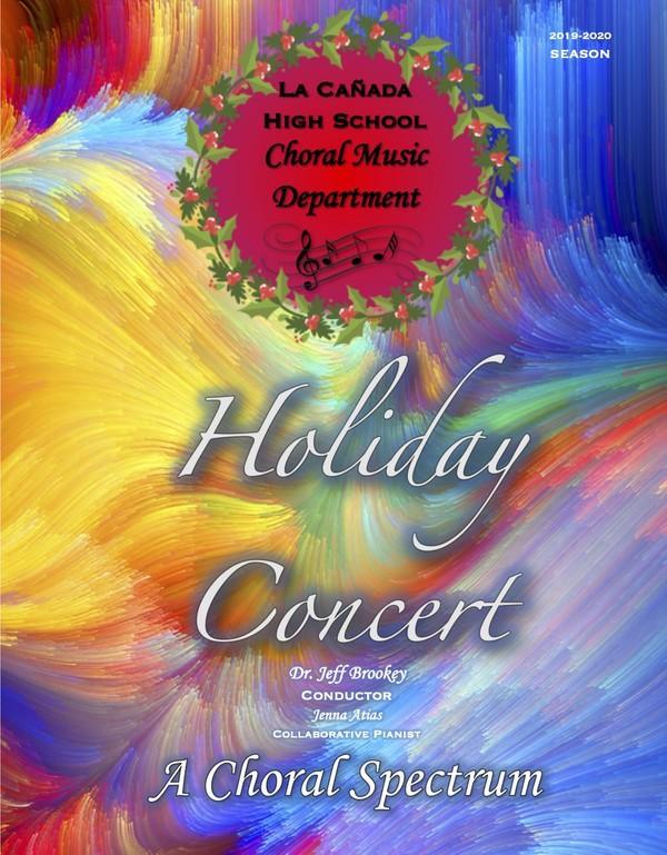 December 13, 2019 Holiday Concert
