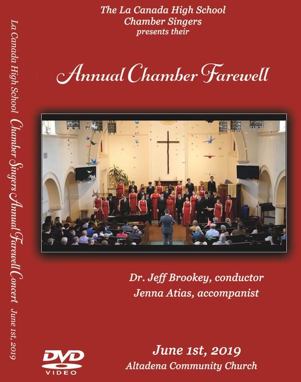 June 1, 2019 Chamber Farewell