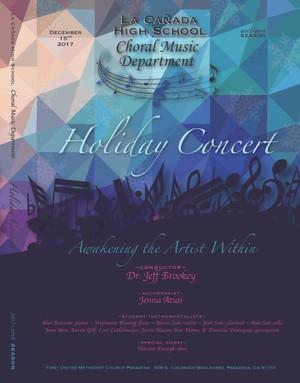 December 15, 2017 Holiday Concert