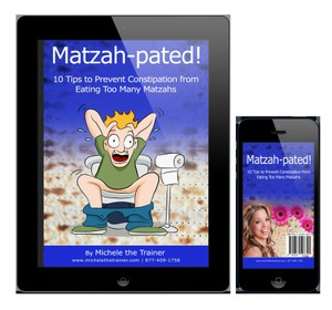Matzah-Pated 10 Tips to Prevent Constipation from Eating Too Many Matzahs