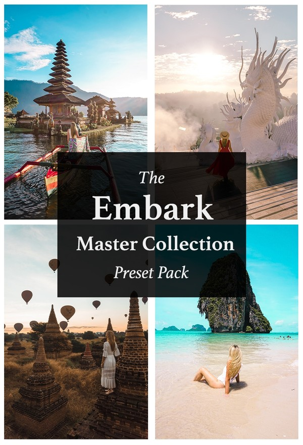 Embark Master Collection Preset Pack