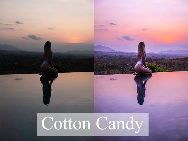 Cotton Candy Preset