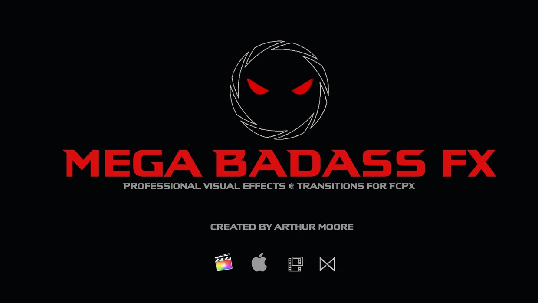 Mega BadAss Effects Pack