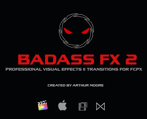 BadAss Effects 2 Full Pack