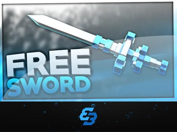 Minecraft Sword Rig FREE