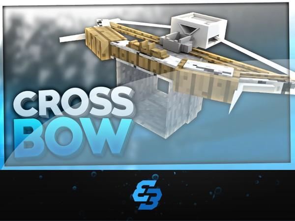 Minecraft CROSS BOW Rig FREE