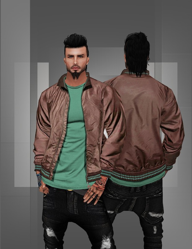 Bomber  With Resell Rights
