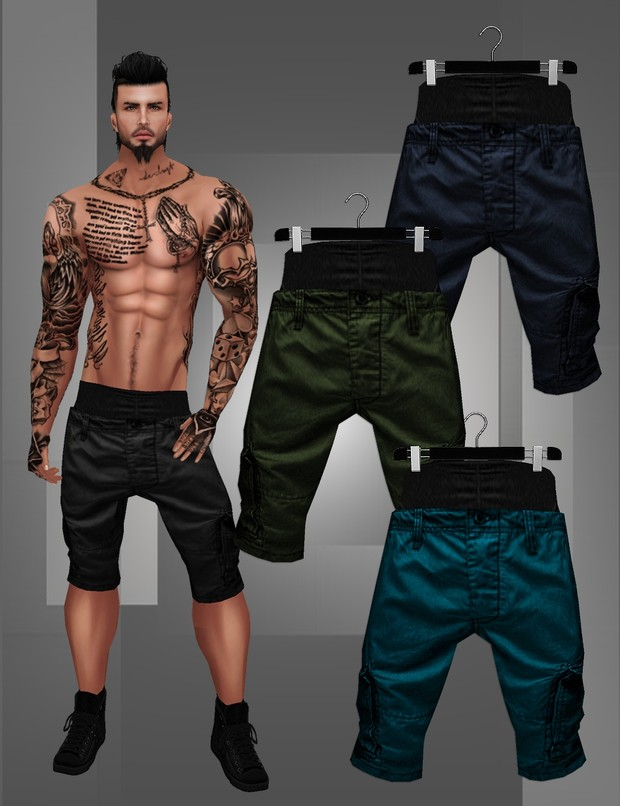 Logs shorts With Resell Rights
