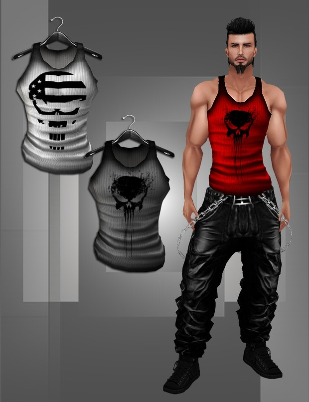 Muscle tank With Resell Rights