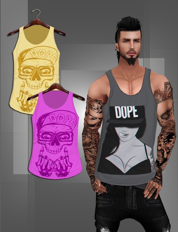 Tank With Resell Rights