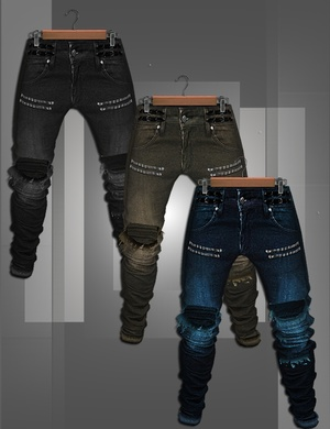 Chino Jeans With Resell Rights