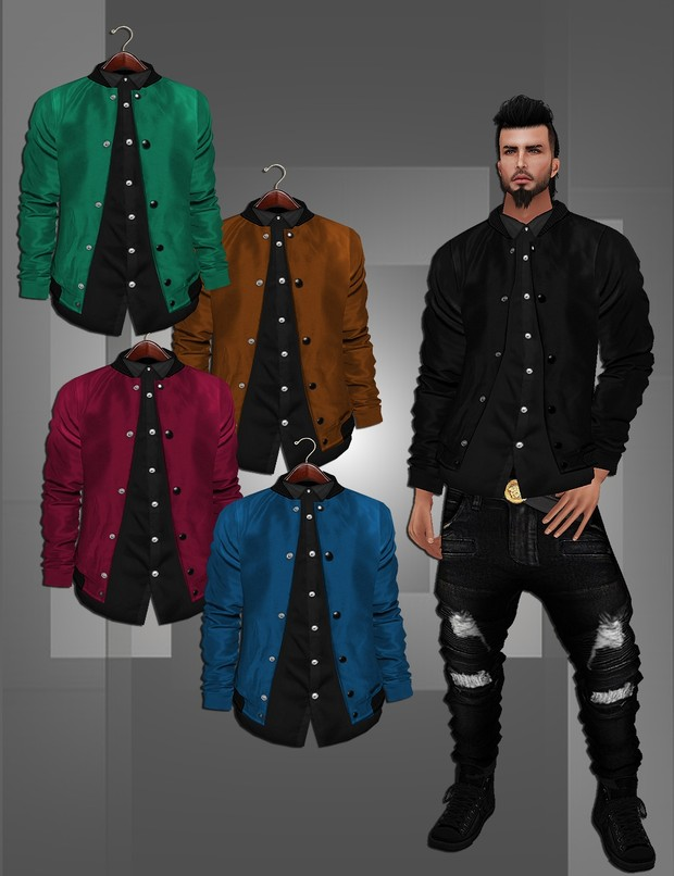 Jacket  Fashion With Resell Right
