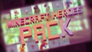 Minecraft EXTRUDES pack ( FREE UPDATES )