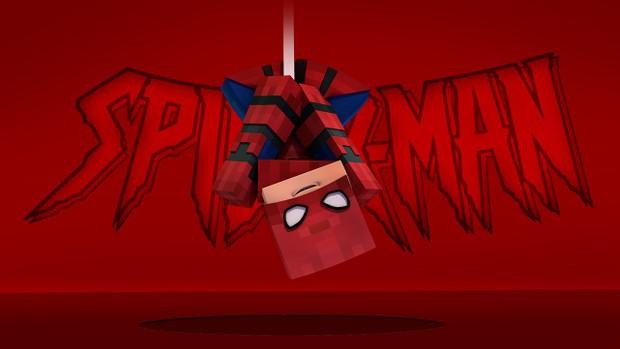 Extrude - Spider-Man
