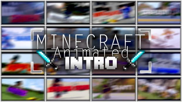 minecraft animated intro [720p60] Closed