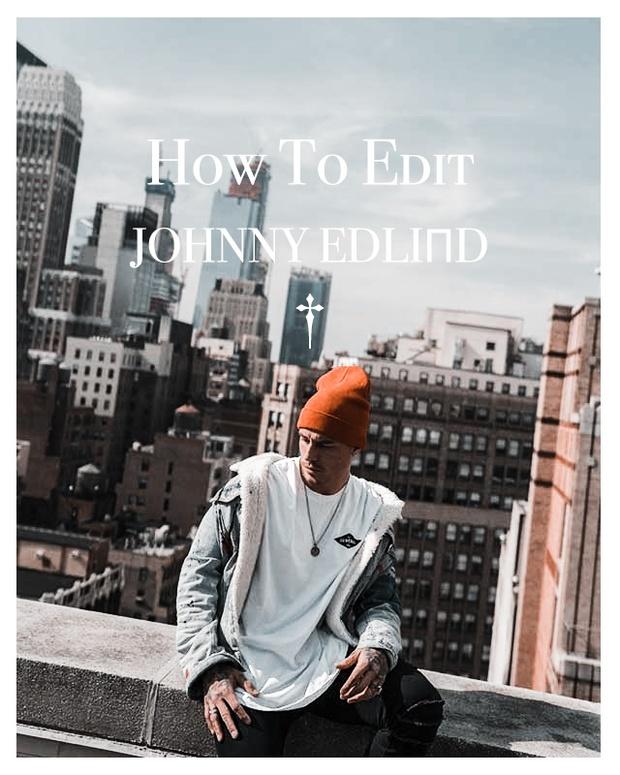 How To Edit Like Johnny Edlind