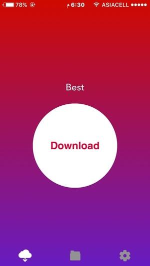 تطبيق كاملة لتحميل الفيديوهات من جميع المواقع التواصل وقابل لتعديل والى اصحاب المتاجر والمطورين
