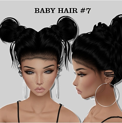 Baby Hair Pack 2 Read Product Description 50 With M