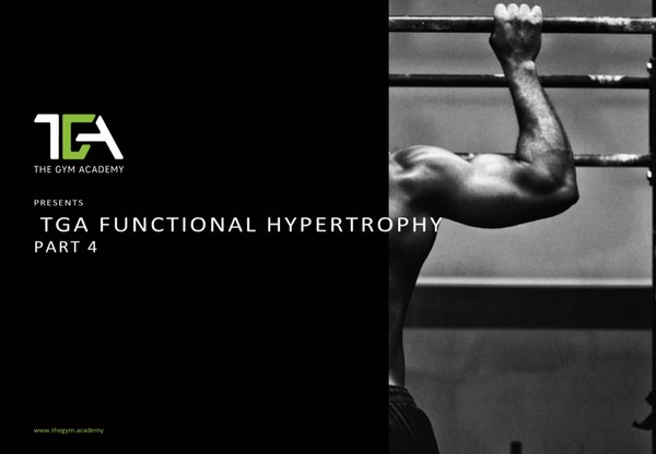 Functional Hypertrophy 4