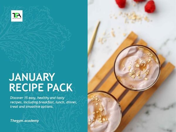 January 2021 Recipe Pack