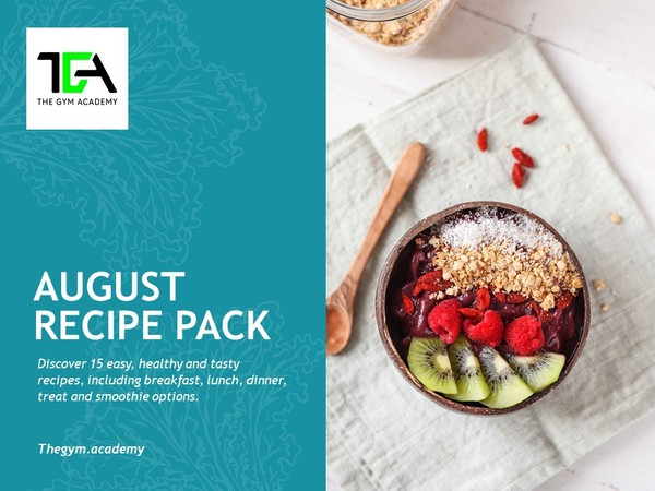 August 2020 Recipes