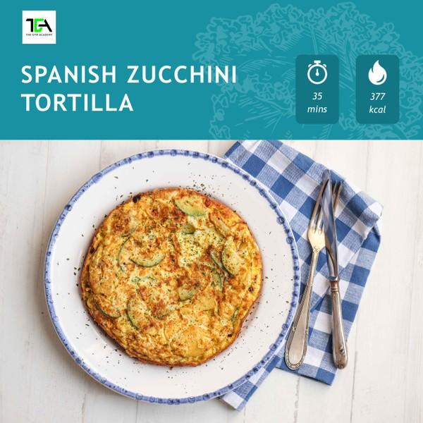 November Teaser Recipe - Spanish Tortilla