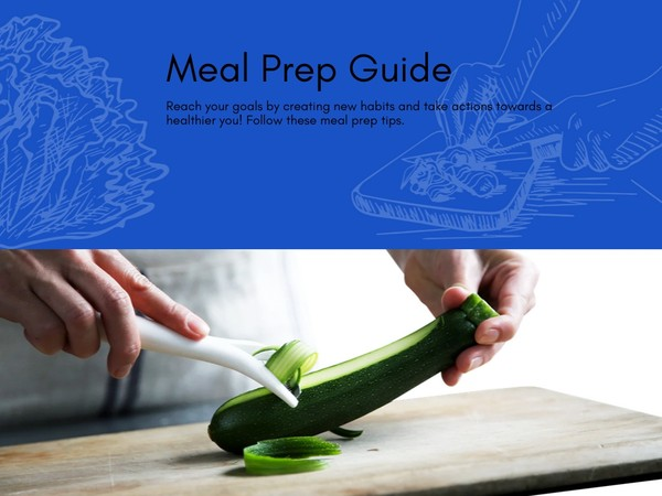 Meal Preparation Guide