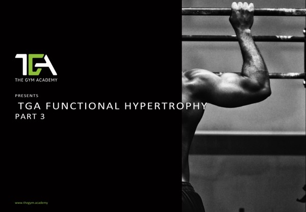 Functional Hypertrophy 3