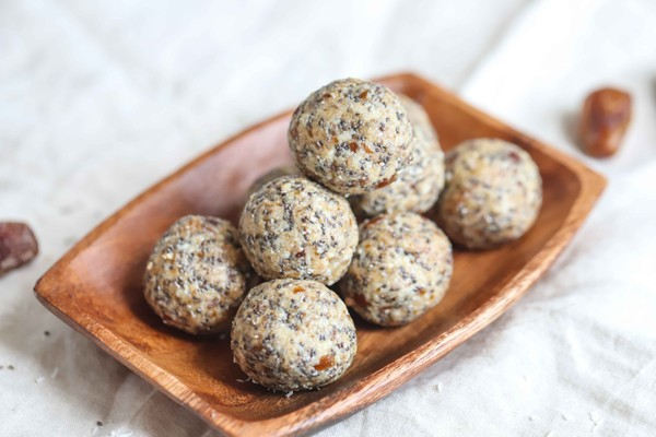 Peanut Butter and Coconut Balls