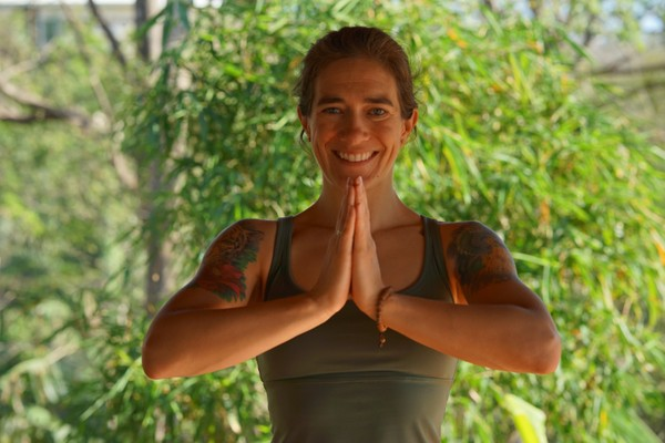 Iron & Silk: A Vinyasa Yoga Video