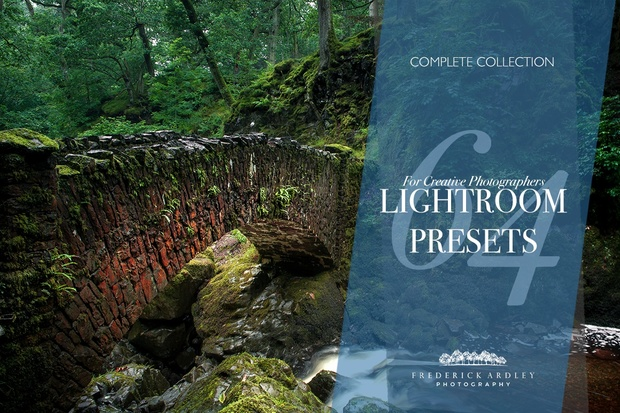 64 Lightroom Presets Collection