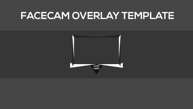 Facecam Overlay Template For YouTube!