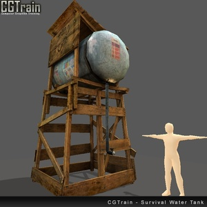 Survival Water Tank