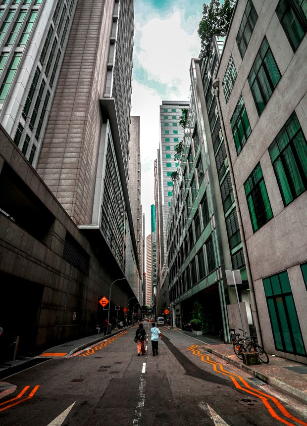 Singapore Architecture - Lightroom Preset