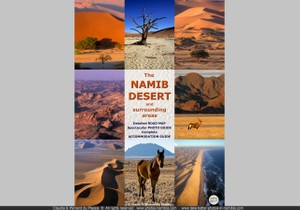 The Namib Desert & surrounding areas in Namibia