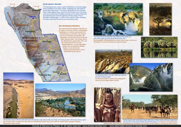 Namibia's Photographic Highlights / Namibias Fotografische Höhepunkte