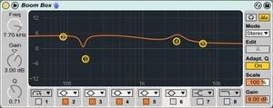 Logic EQ Presets for Ableton Live