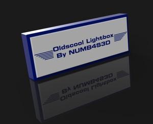 oldscool lightbox