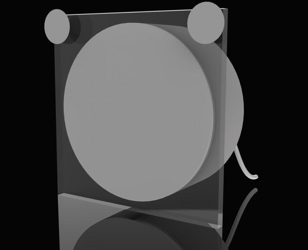 Lightbox for cabin