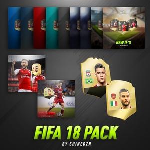 SHINEDZN FIFA 18 PACK