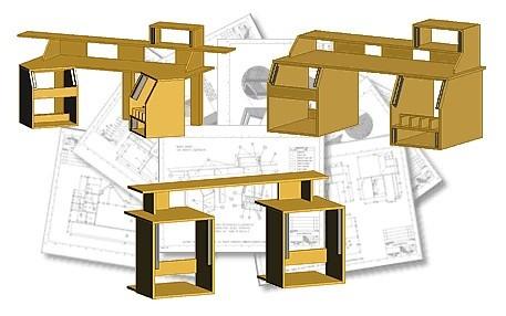 3 Workstations Bundle (Item #BUN-001)