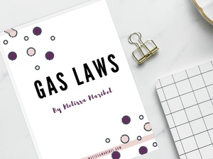 Gas Laws Notes