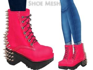 IMVU Mesh - Shoes - 8th St
