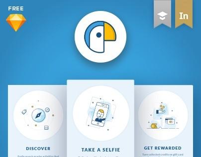 BeMySpot - Marketing App UI Kit