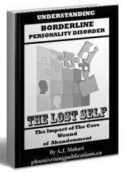 Understanding BPD 1 – The Lost Self – The Impact of the core wound of  abandonment
